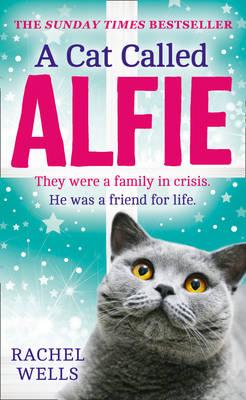 Cat Called Alfie book