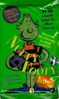 Nutty Footy Bag by Martin Chatterton