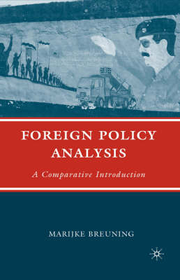 Foreign Policy Analysis book