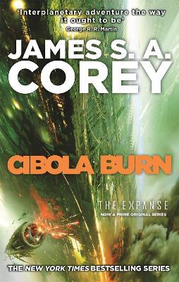 Cibola Burn by James S. A. Corey