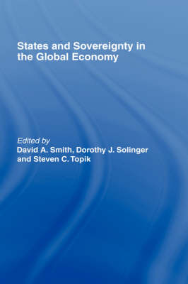 States and Sovereignty in the Global Economy book