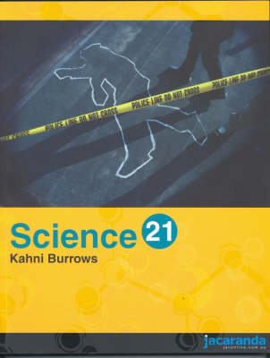 Science 21 by Roy Burrows