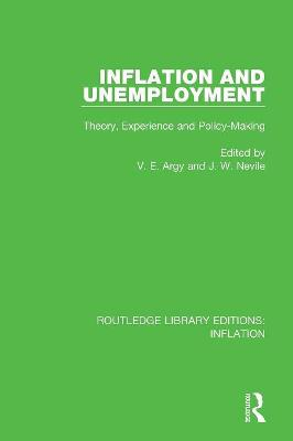 Inflation and Unemployment book