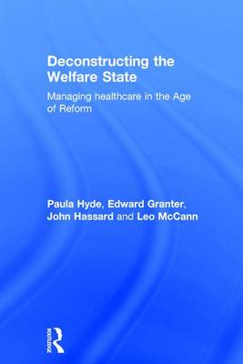 Deconstructing the Welfare State book