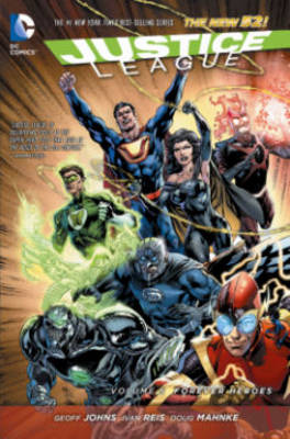 Justice League Volume 5: Forever Heroes TP (The New 52) by Ivan Reis