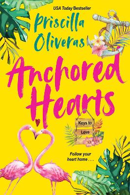 Anchored Hearts: An Entertaining Latinx Second Chance Romance book