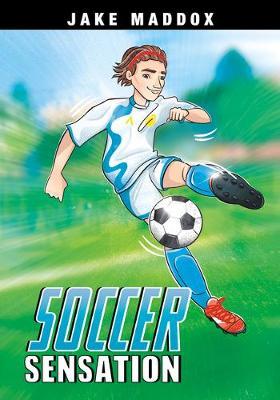 Soccer Sensation book