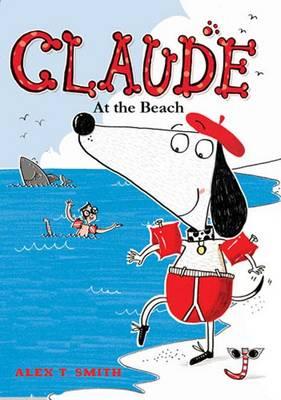Claude at the Beach book