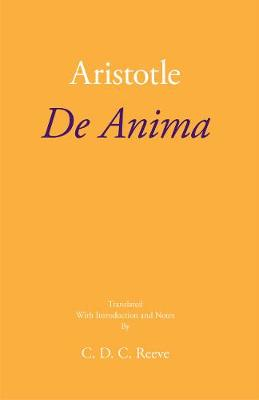 De Anima by Aristotle