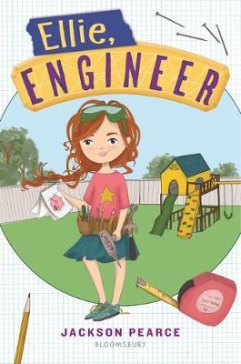 Ellie, Engineer by Jackson Pearce
