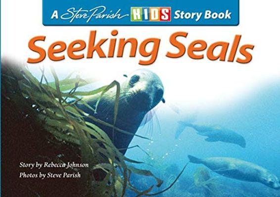 Bk Seeking Seals by Parish Steve Johnson Rebecca