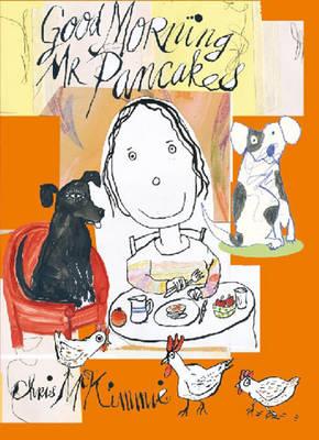 Good Morning Mr Pancakes book