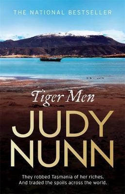 Tiger Men book