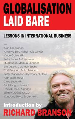 Globalisation Laid Bare by Sir Richard Branson
