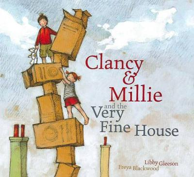 Clancy and Millie and the Very Fine House book
