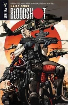 Bloodshot Bloodshot Volume 4 H.A.R.D. Corps Volume 4 by Christos Gage