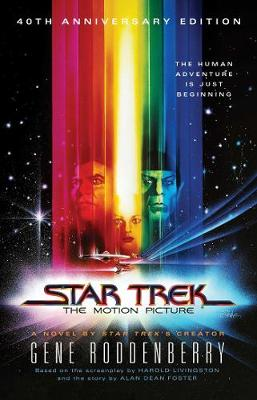 Star Trek: The Motion Picture by Gene Roddenberry