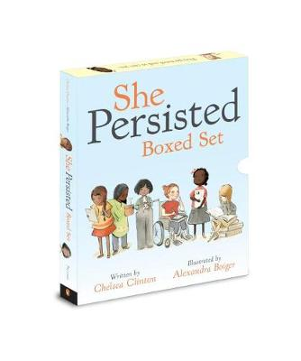 She Persisted Boxed Set book