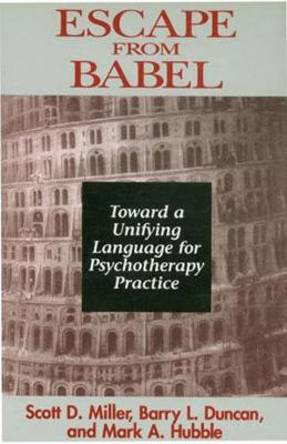 Escape from Babel book