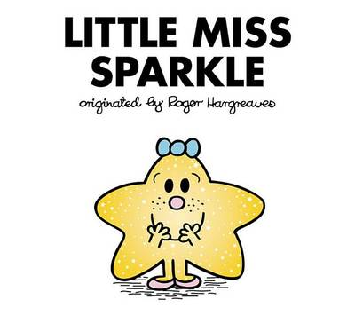 Little Miss Sparkle by Adam Hargreaves