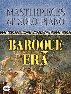 Masterpieces Of Solo Piano by Publications Dover