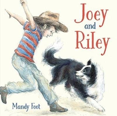 Joey and Riley by Mandy Foot