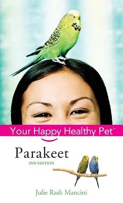 Parakeet by Julie Mancini