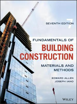 Fundamentals of Building Construction: Materials and Methods book