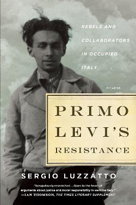 Primo Levi's Resistance book