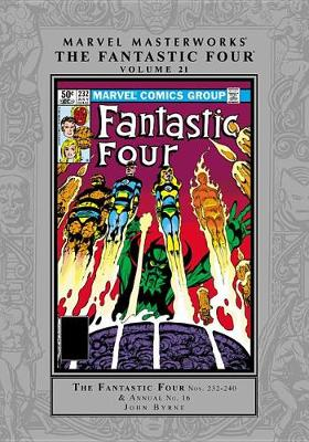 Marvel Masterworks: The Fantastic Four Vol. 21 by John Byrne