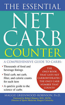 The Essential Net Carb Counter by Maggie Robinson