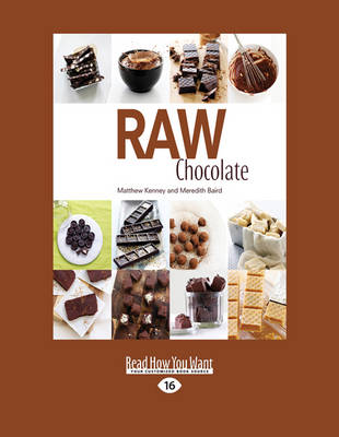 Raw Chocolate by Matthew Kenney