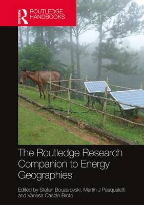 Routledge Research Companion to Energy Geographies book