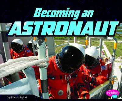 Becoming an Astronaut book