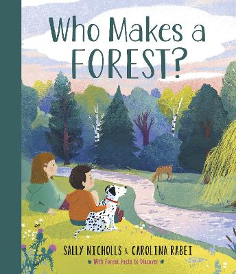 Who Makes a Forest? book
