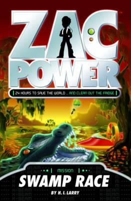 Zac Power book