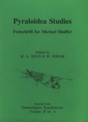 Pyraloidea Studies by Marianne Horak