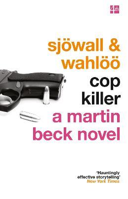 Cop Killer (The Martin Beck series, Book 9) by Maj Sjoewall