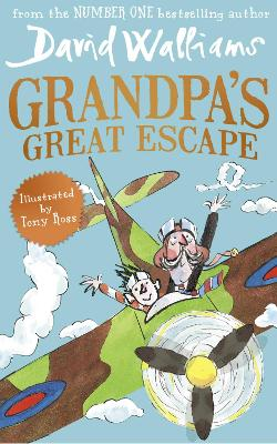 Grandpa's Great Escape by David Walliams