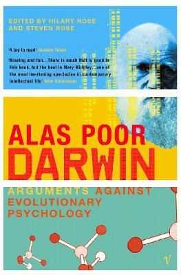 Alas Poor Darwin by Hilary Rose