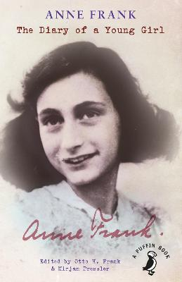 The Diary of a Young Girl: The Definitive Edition by Anne Frank