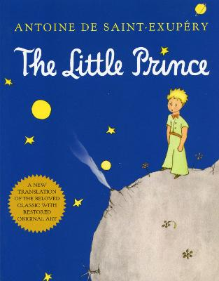 Little Prince by ,Antoine Saint-Exupery