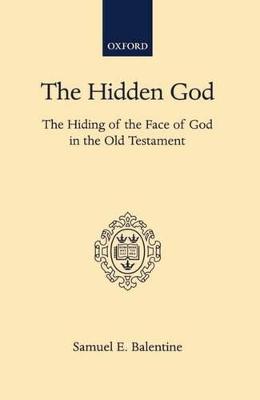 Hidden God book