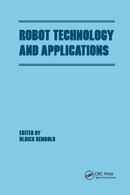 Robot Technology and Applications book