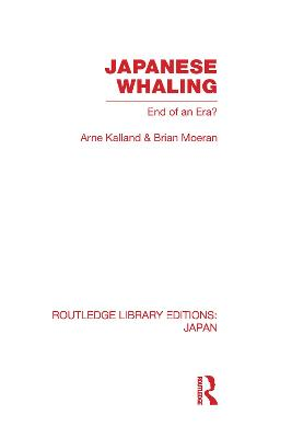 Japanese Whaling? book