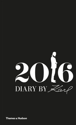 2016 Diary by Karl by Patrick Mauries