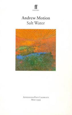 Salt Water by Sir Andrew Motion
