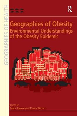 Geographies of Obesity book