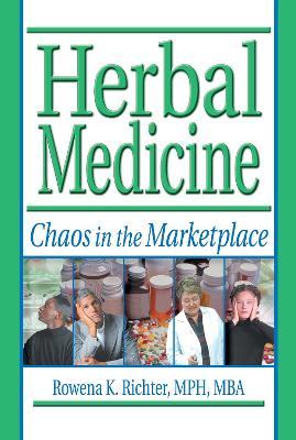 Herbal Medicine by Virginia M. Tyler