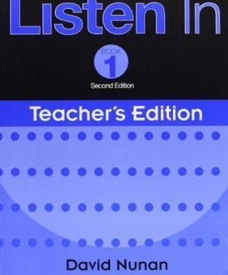 Listen In - Teacher Book 1 by David Nunan